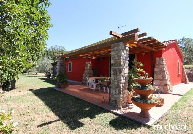 Ferienhaus in Riparbella